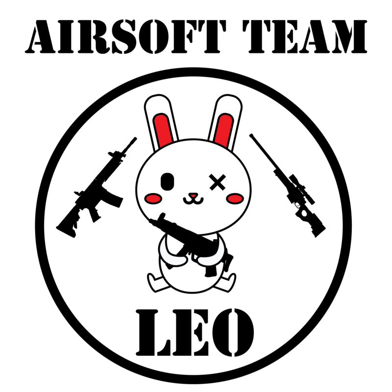 Logo Airsoft team L.E.O
